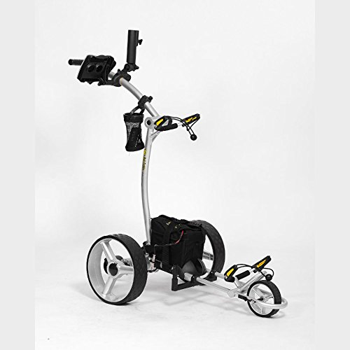 Bat-Caddy X4R Electric Golf Cart Powered Caddie Bat Caddy GolfCart