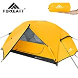 Best 3 Person Tents - Forceatt Tent 3 Person Camping Tent, Waterproof Review