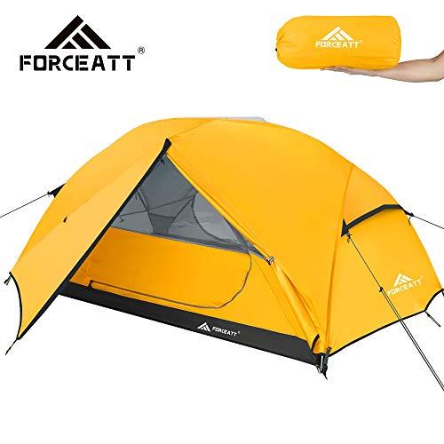 Forceatt Tende Campeggio 3 Posti, Tenda da...