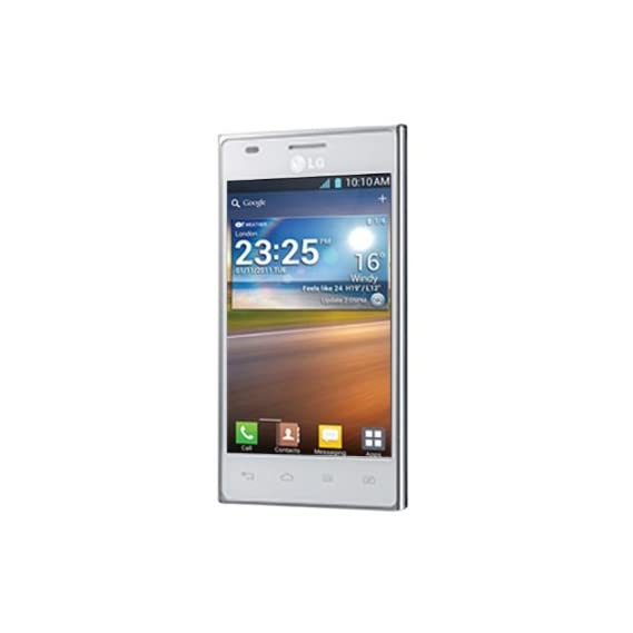 LG Optimus L5 Dual E615 (White)