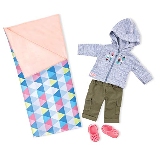 Our Generation - og - Outfit Deluxe - Camping Outfit - 44966