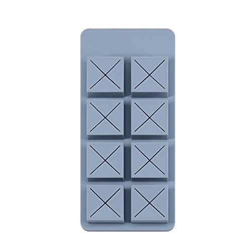 Shelf Boîte de Rangement de Rouge à lèvres au Chocolat Silicone Maquillage Dresser Bureau de Maquillage Rouge à lèvres Boîte de Finition Fille