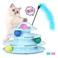 猫おもちゃタワー ストレス(猫のチンチラ)