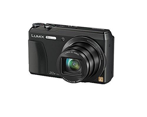 Panasonic DMC TZ-55EG-K Lumix Digitalkamera (16 Megapixel MOS-Sensor, 20-Fach Opt. Zoom, 7,6 cm (3 Zoll) LCD-Display, SD-Kartenslot, Micro-HDMI, USB 2.0) schwarz