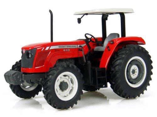 Universal Hobbies - UH4010 - Modélisme - Tracteur Massey Ferguson 440 Xtra