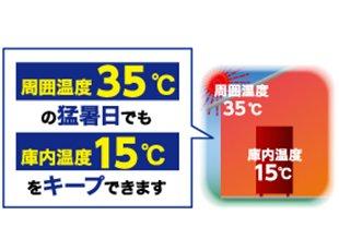 エムケー精工保冷米びつ(10kgタイプ)RICECOOL(ライスクール)HRC-10SW(ライスホワイト)