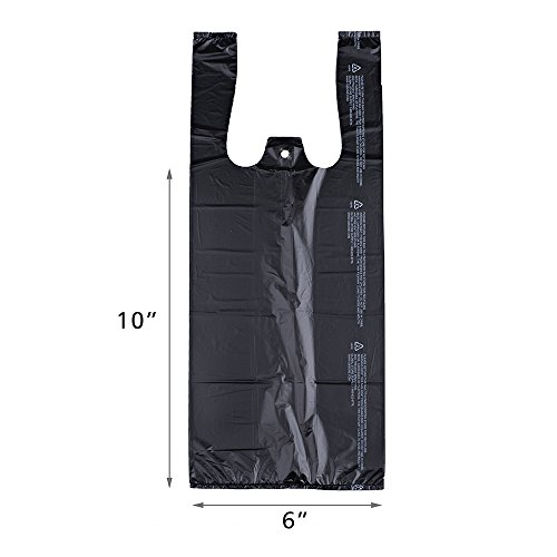 Titan Mall Black T-Shirt Bags 6
