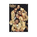 GNKIO Backstreet Boys Fondos De Pantalla Poster Dekorative