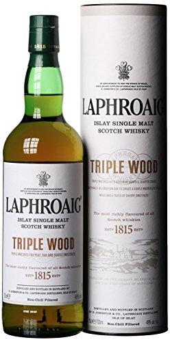 7. Whisky Laphroaig Triple Wood Single Malt