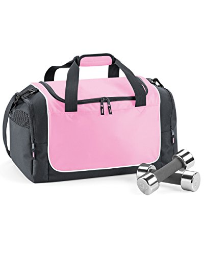 Ropa de equipo Locker Quadra bolsa para raquetas de tenis, Black/Light Grey, 12