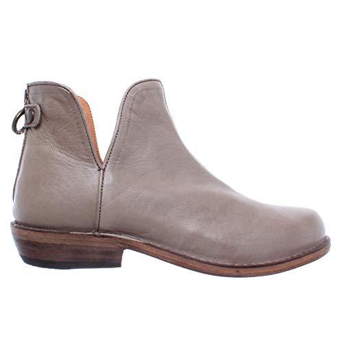 FIORENTINI + BAKER Damen Schuhe Stiefeletten P-CAMY 9 P-Carnaby Leder Sand Neu