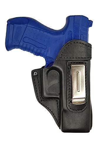 VlaMiTex IWB 3 Pistolera de Piel para Walther P99/PPQ M2