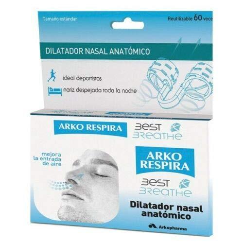 Arkopharma best breathe nasal dilator snoring atlhetic performance. arko respira Gift For Your Health