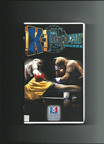 K-1 WORLD GP 2001 in メルボルン [VHS]