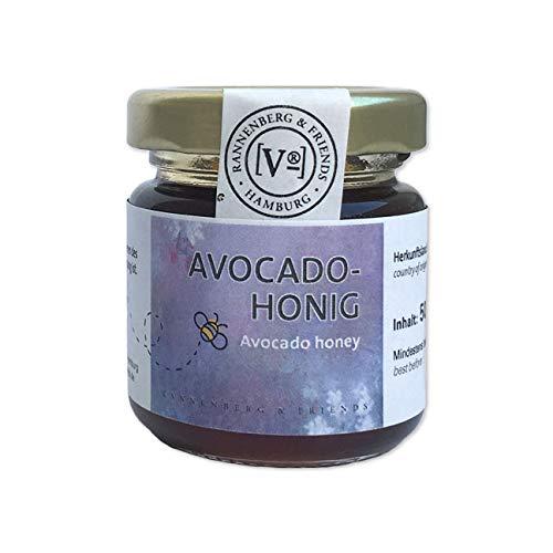 Geschenkidee Avocado Honig im 50g Glas - Herkunfstland Mexiko