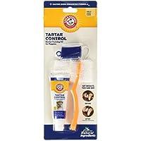 Arm & Hammer Pets Tartar Control Kit for Dogs (Vanilla Ginger)
