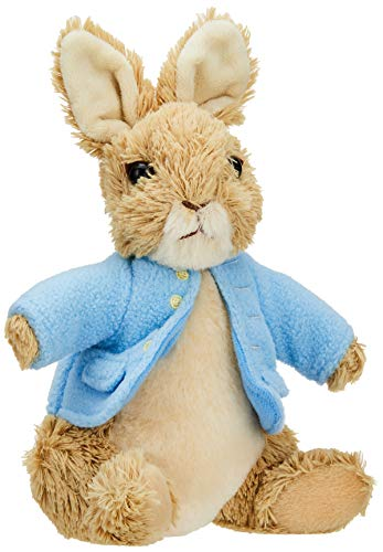 GUND Classic Beatrix Potter Peter Rabbit Stuffed Animal Plush, 6.5'