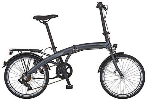 Prophete Unisex– Erwachsene GENIESSER 9.1 City Bike 20