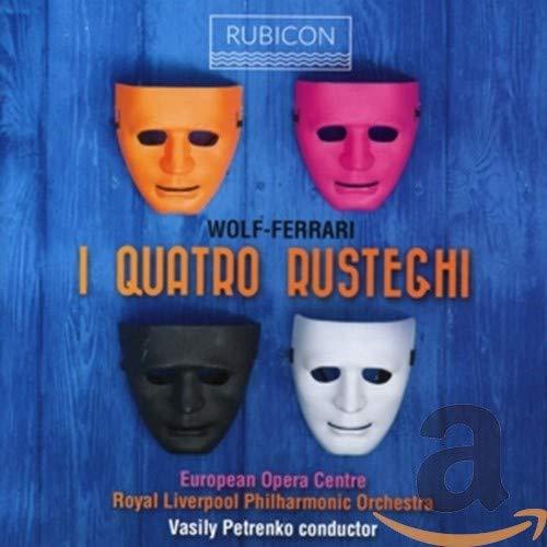 Wolf-Ferrari: Quattro Rusteghi (Die vier Grobiane)