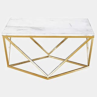 Best coffee table marble gold Reviews