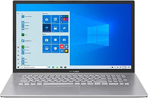 VivoBook 17 17.3' Laptop - AMD Ryzen 7 - 12GB Memory - AMD Radeon RX Vega 10 - 512GB SSD - Transparent Silver Model:X712DA-BR7N6SKU:6403423