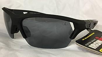 Ironman Sunglasses Excursion Black Foster Grant Polarized