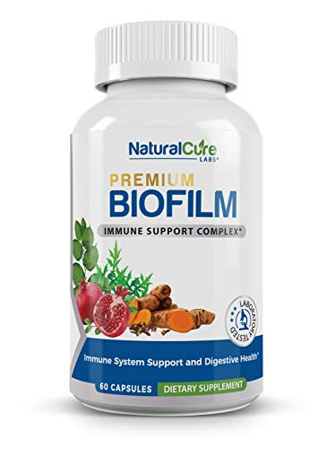 Natural Cure Labs Biofilm Complex, 60 Capsules