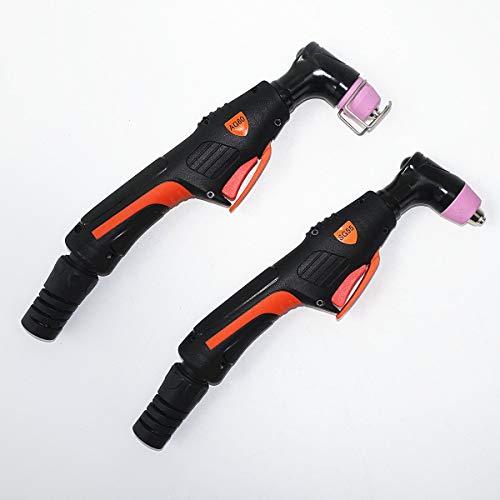 Soplete de Soldadura, 1 unids Professional AG60 Torch SG55 Antorcha Plaza de plasma Pistola con/sin piloto arco antorcha plasma 60a plasma antorcha de corte Accesorios de soldadura