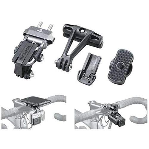 TOPEAK Topak Ride Case Mount RX (mit Kamera-Adapter für GoPro/Simano)