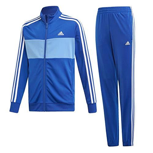 adidas Jungen Trainingsanzug TS TIBERIO Collegiate royal/real Blue/White 152