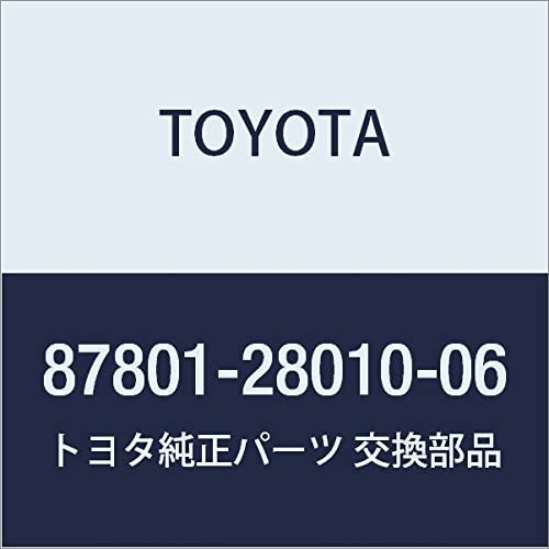 Genuine Toyota 87801-28010-06 Rear Mirror View New product Free Shipping New Assembly