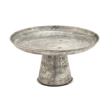 Deco 79 38176 Metal Galvan Cupcake Stand, 12  x 7