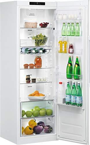 Bauknecht KR 19G3 WS 2 Kühlschrank/187,5 cm Höhe/363 Liter Gesamtnutzinhalt/ProFresh/Hygiene+ Filter/Superkühlfunktion/EasyOpen Ventil/weiß