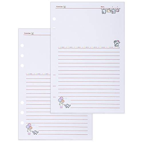 Refellable Paper A6 Memo