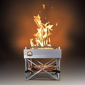 Fireside Outdoor Trailblazer Fire Pit & Grill