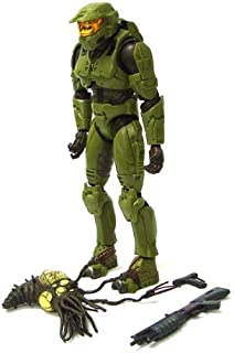 Halo 2 Action Figure Series 8 Master Chief with Flood Infection by Joy Ride by Joy Ride