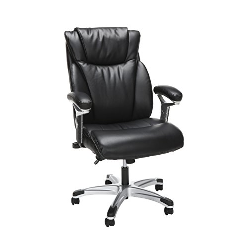 OFM Ergonomic Bonded Leather Office Chair