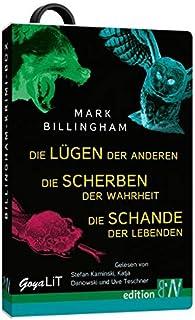 Die Billingham-Krimi-Box. Hörbücher auf USB-Stick: Die Lügen der Anderen, Die Scherben der Wahrheit, Die Schande der Lebenden