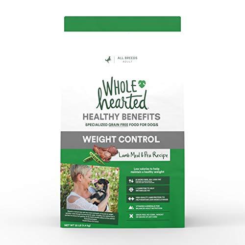 Alimento seco para perros para controlar el peso Healthy Benefits WholeHearted