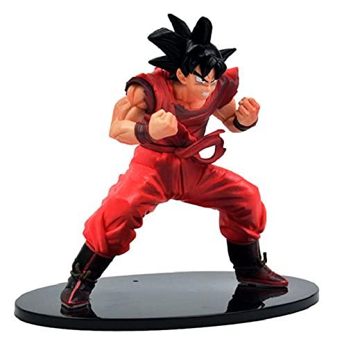 Dragon Ball FES World King BoxingWukongFigura De Acción 17Cm,Modelo DePVCAdornos Muñeca Juguetes Regalos para Niños
