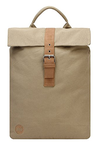 Mi-Pac Day Pack Mochila Tipo Casual, 39 cm, 20 litros, Canvas Sand