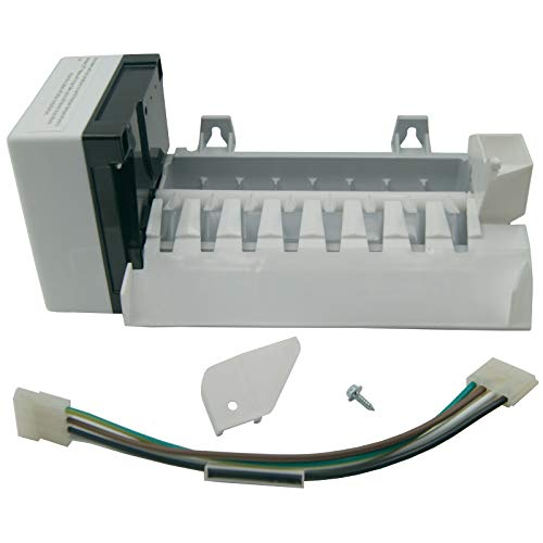 Supplying Demand 2198597 Refrigerator Ice Maker Fits AP3182733, W10190960