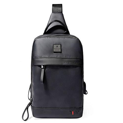 Arctic Hunter Lane Unisex Adult Shoulder Bag - Black