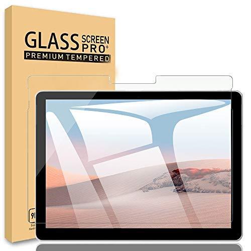 Surface Pro 7 / 6 / 5 / 4 保護フィルム 12.3インチ ガラスフィルム 【Kaway1JP】 硬度9H 日本製素材旭硝子製 飛散防止 耐衝撃 高感度 超耐久 超薄型 高透過率 指紋防止 貼り付け簡単 Surface Pro 7