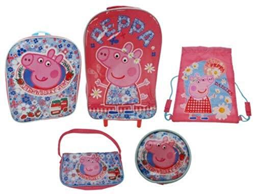Peppa 5-Piece Luggage Set