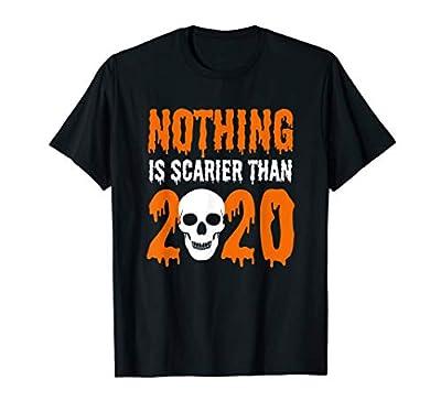 Halloween 2020 / Scary Skeleton Skull Costume Funny Saying T-Shirt