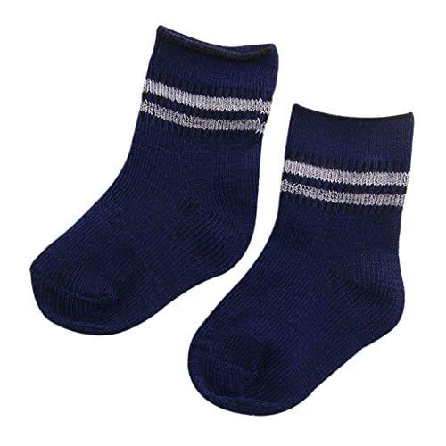 P Prettyia 1 Paar Mini Gestrickter Socken Sportsocken Für 18 Zoll Mädchen Puppen Kleidung Zubehör