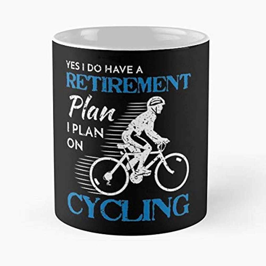 Bicycle Cycling Cyclist Humor - Coffee Mug And Tea Cup Gift 11 Oz Best Mugs For Choose.