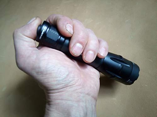 シュアファイア『FURYINTELLIBEAM–Auto-AdjustingDualFuelLedFlashlight(FURY-IB-DF)』