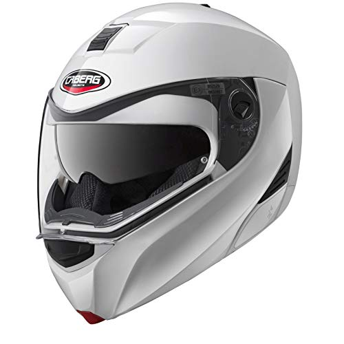 Caberg C0EA00A5XS Casco Modus, Metal Blanco, Talla XS